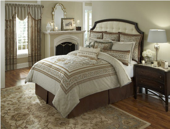 Plainfield counties heirloom bedding