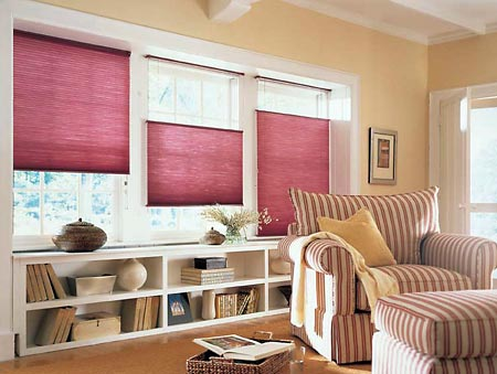 Plainfield IN Cellular Shades