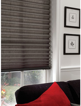 Plainfield Pleated Shades