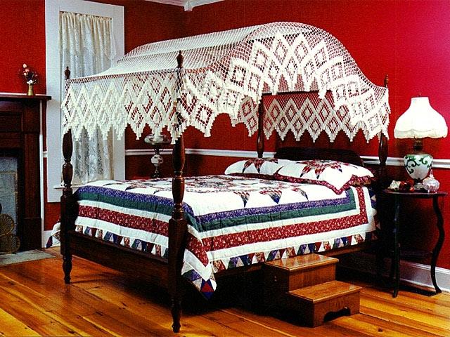 Plainfield IN heirloom bedding