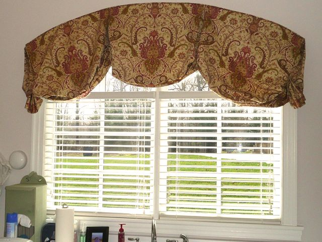Plainfield custom valances