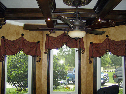 custom valances in Plainfield