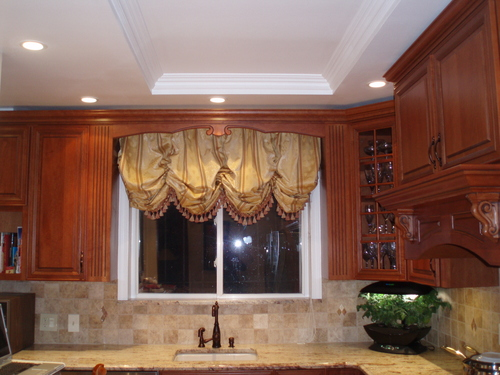 Plainfield Custom Fabric Shades