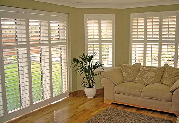Plainfield Plantation Shutters